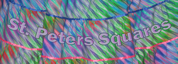 St. Peters Squares website header